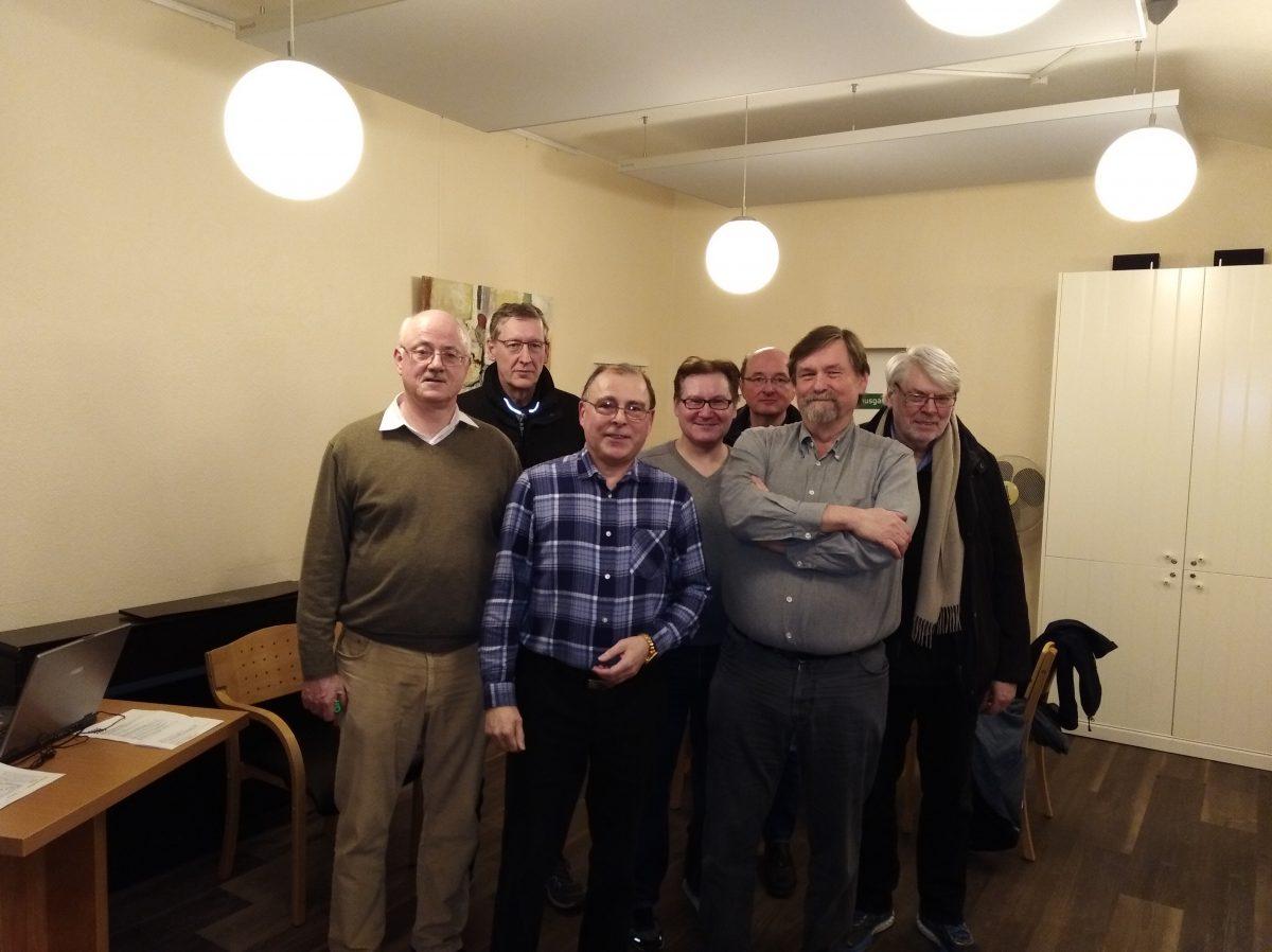 5. Schnellturnier der Bezirk 5-Senioren in Bad Vilbel