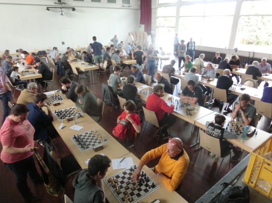 1. Bezirksschnellschach-Mannschaftsmeisterschaft (BSMM)